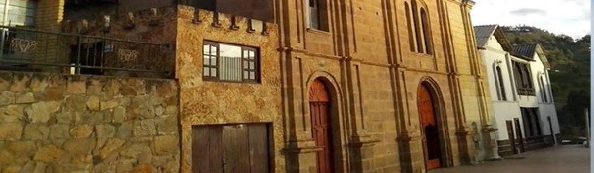 Iglesia Nuestra Señora del Rosario Tasco