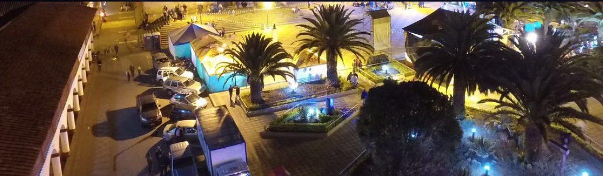 Parque Los Libertadores Socha