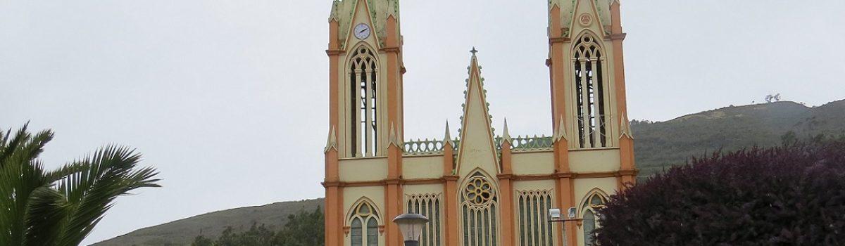 Torres de la Iglesia Nuestra Señora de la Natividad