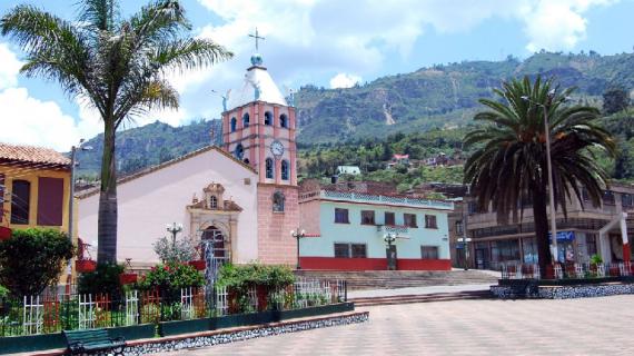 Iglesia Paz de Rio