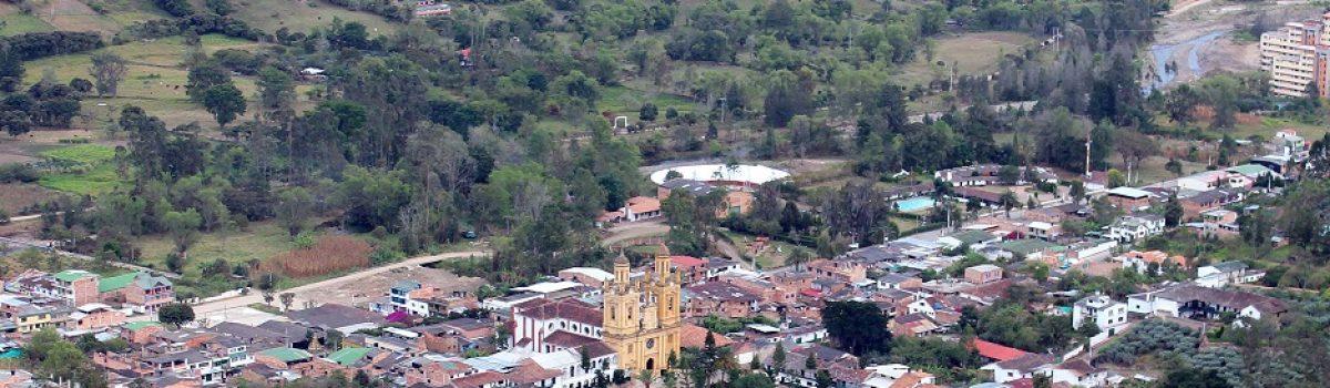 Parque Principal Jenesano