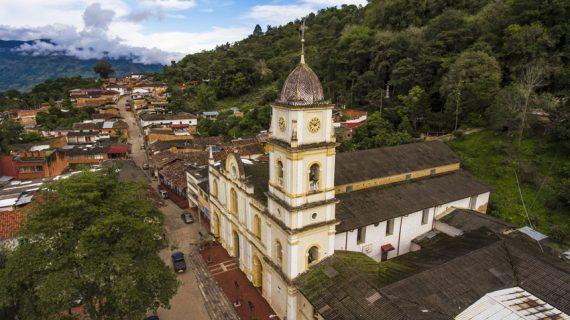 Parroquia San Joaquin de Miraflores