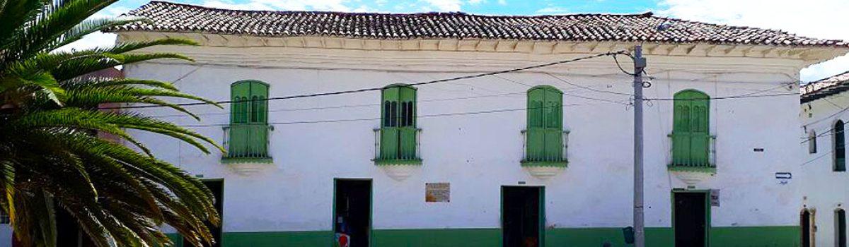 Casona de Bolívar