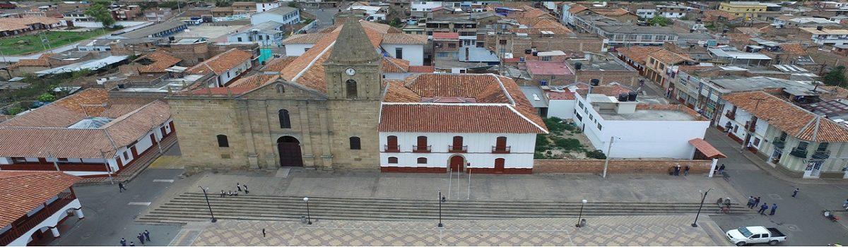 Iglesia Nuestra Señora de La Candelaria Socha