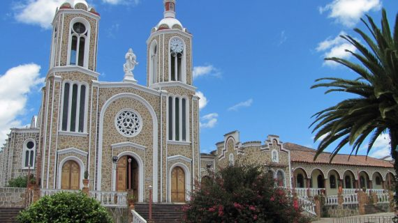 Basilica menor Jaime Avila, 2012