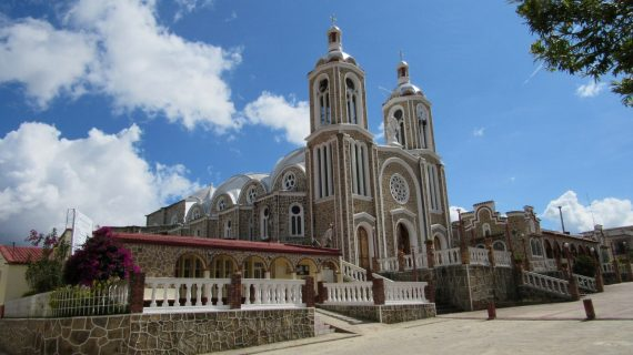 Basilica menor Jaime Avila, 2014