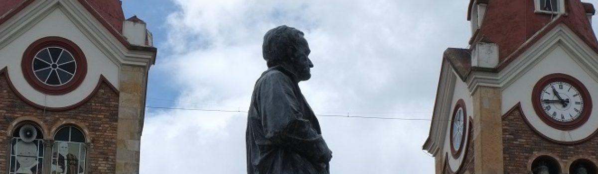 Estatua a José Ignacio Marquez