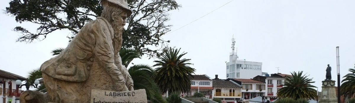Estatua Al Labriego