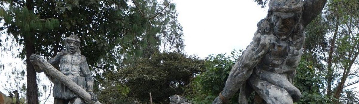Monolito Tallado