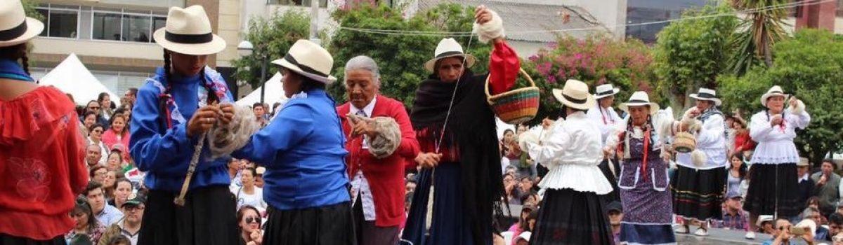 Festival de La Ruana y El Pañolon