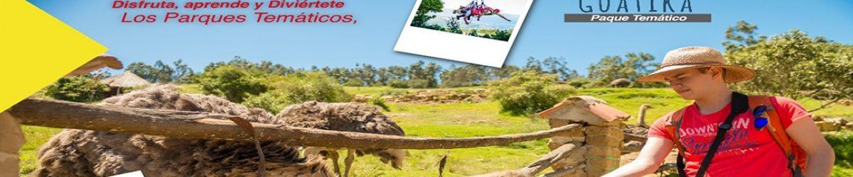 Parques temáticos, una buena opción para visitar Boyacá