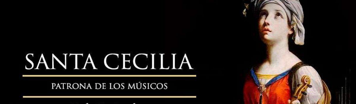 Cultura y Turismo Invitan: Conciertos en Honor a Santa Cecilia, Patrona de los Músicos.