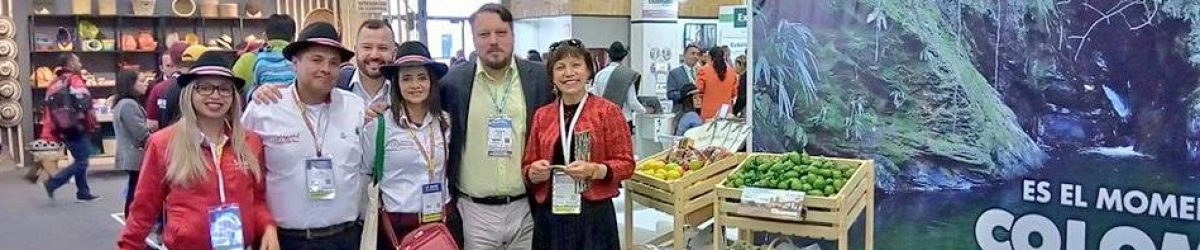 Con éxito se dio inicio la participación de Boyacá en ANATO 2018