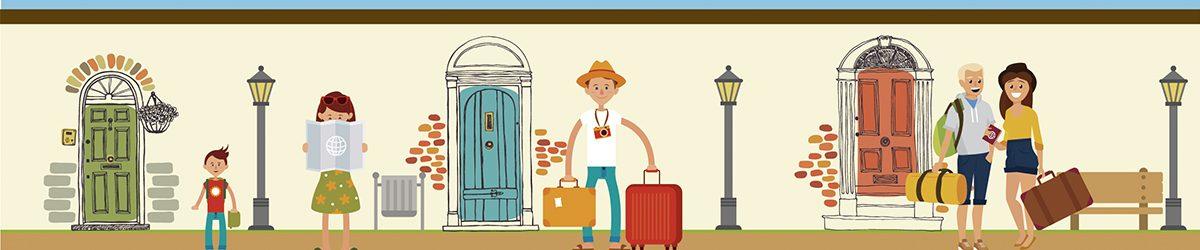 Indicadores de Turismo en el mes de febrero