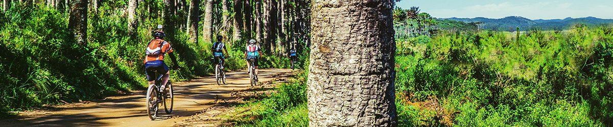 Gobierno Departamental y comunidades definen bici rutas por Boyacá