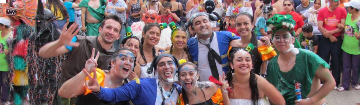 Carnaval de la Alegría Soatense