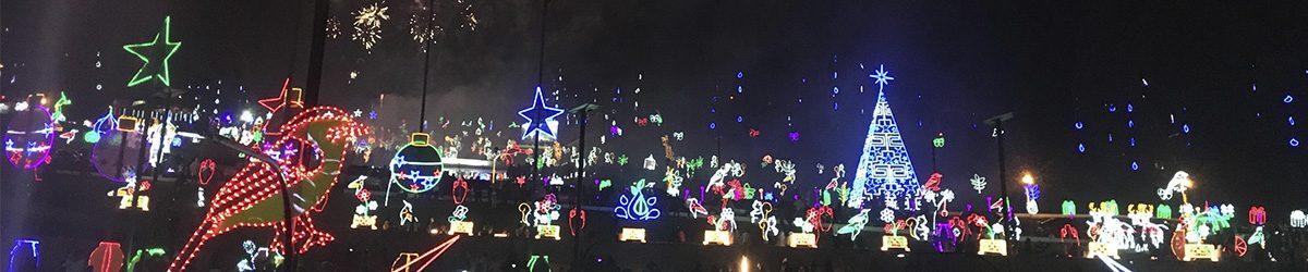 Llegó la Navidad al Puente de Boyacá