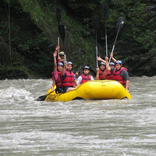 RaftingCampohermoso