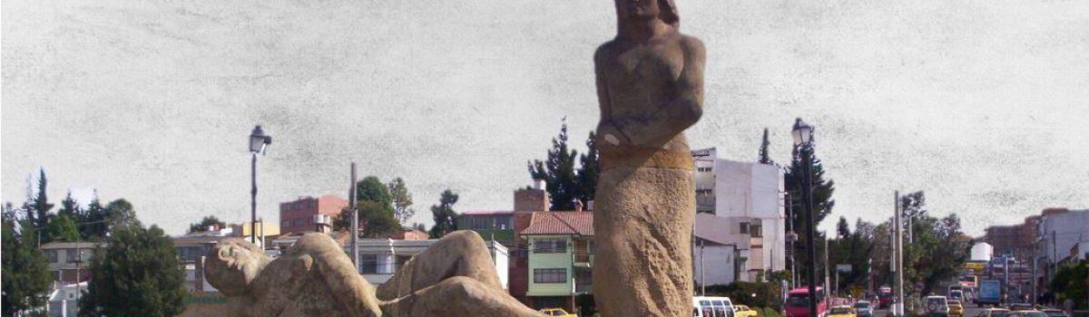 Monumento a la Raza Indigena