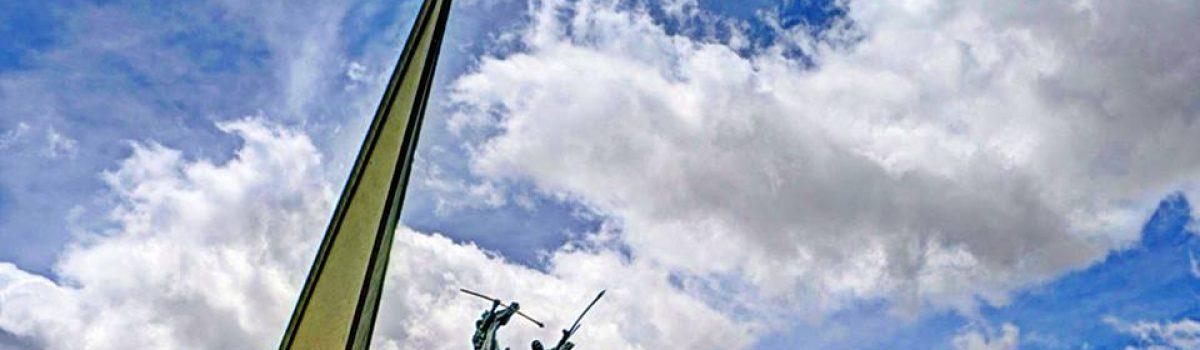 Monumento a los Lanceros del Pantano de Vargas