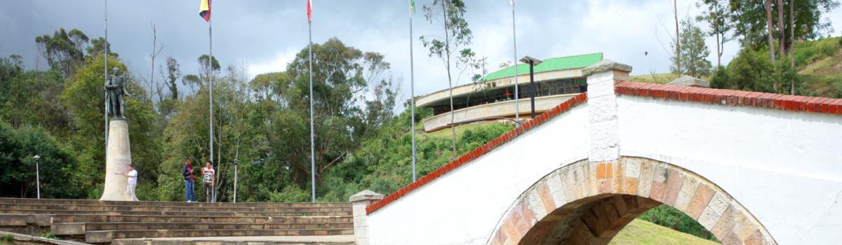 """Puente de Boyacá, """"El Altar a la Patria"""""""