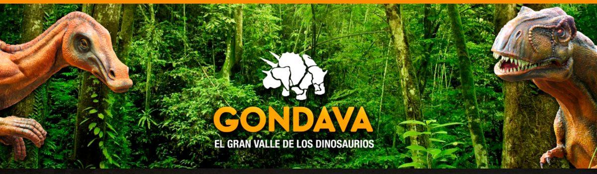 Gondava Gran Parque de los Dinosaurios