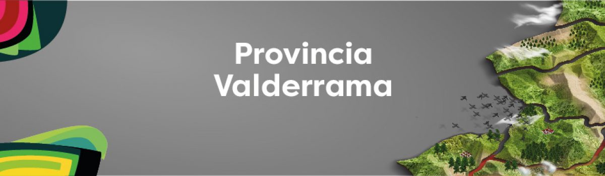 PROVINCIA VALDERRAMA