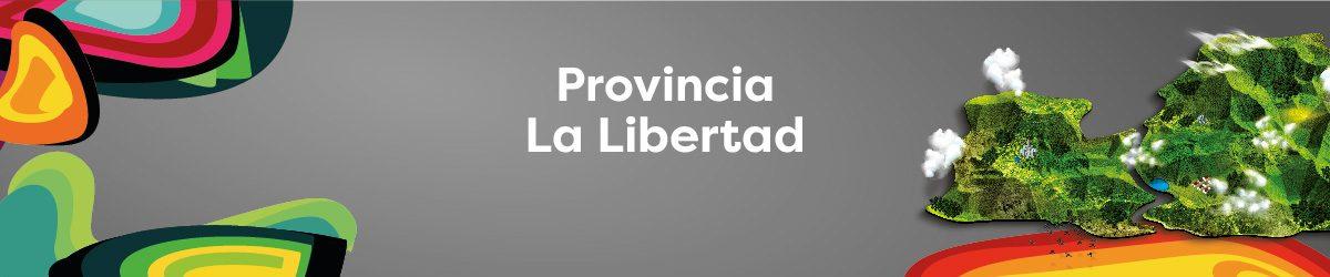 PROVINCIA LA LIBERTAD