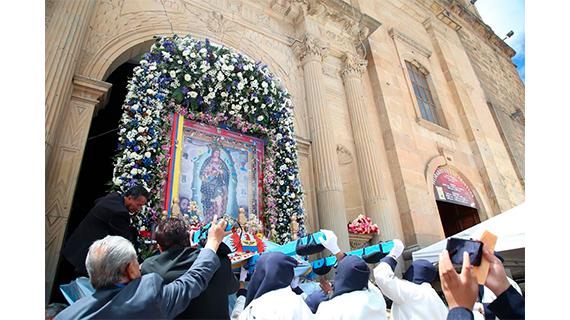celebracion virgen del milagro (2)