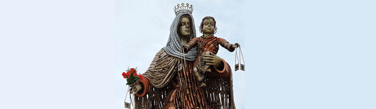 Festividades en honor a la Virgen del Rosario
