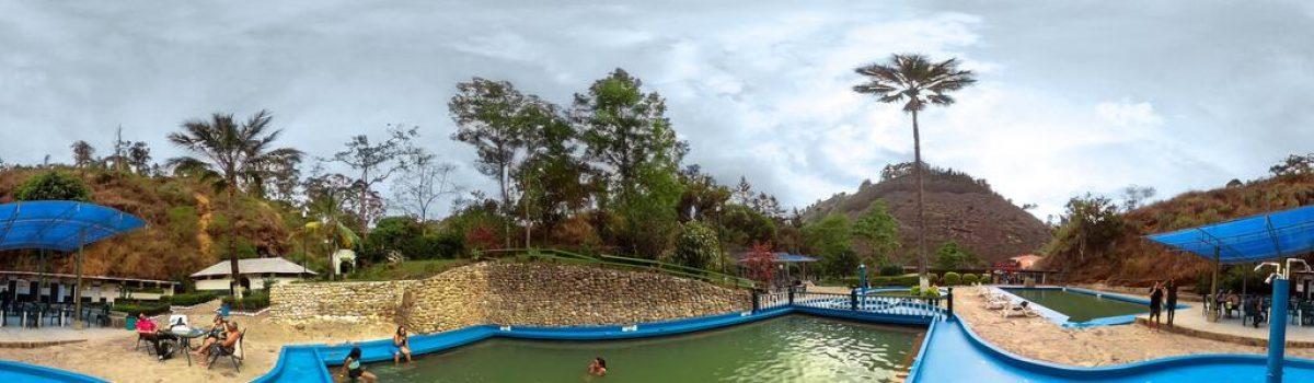 Aguas Termales Guateque