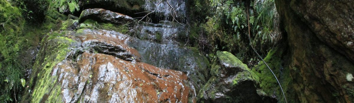 Santuario la Virgen de la Cascada
