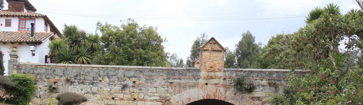 Puente Real Calicanto
