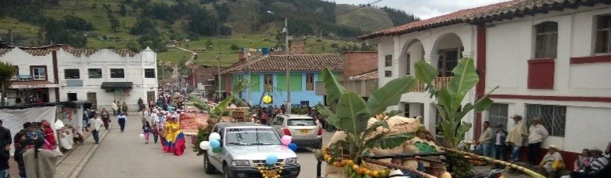 Festival del Café Salinas de Mongua